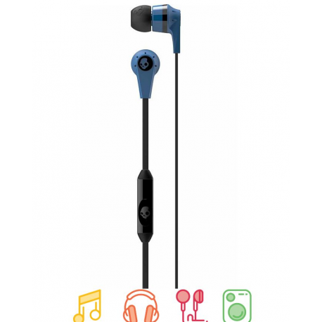 هدفون Skullcandy INK'D Blue مدل S2IKDY-101