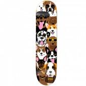 تخته اسکیت برد Enjoi Dog Collage R7 Multi