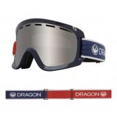 عینک اسکی Dragon مدل D1 OTG  Designer