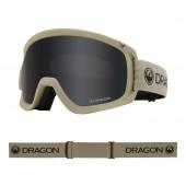 عینک اسکی Dragon مدل D3 OTG Taupe