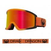 عینک اسکی Dragon مدل DX3 OTG Tangerine