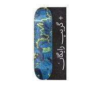 تخته اسکیت برد TSIXTY Skateboard Deck Tehran