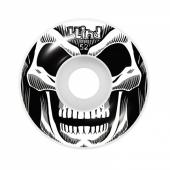 Blind Reaper Wheel White Black