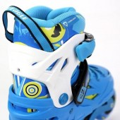 اسکیت کفشی فلاینگ ایکل مدل s5s آبی