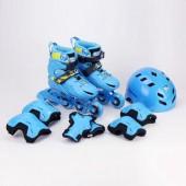اسکیت کفشی فلاینگ ایکل مدل NT آبی